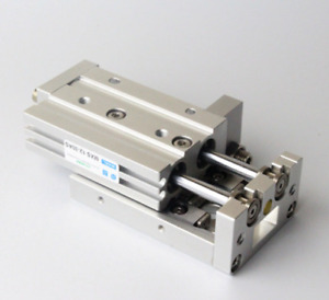 1pc MXS20-30 Table Slide Guided Air Cylinder SMC Type