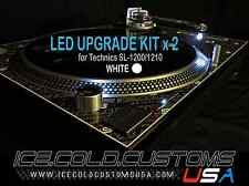 ICE COLD CUSTOMS USA /TECHNICS 1200/1210 LED KIT x 2