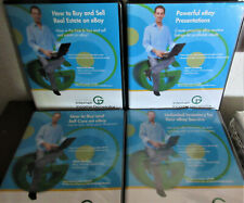 Adam Ginsberg Internet Income Generator Ebay Selling Real Estate/Cars/+more cds