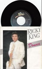"Ricky King - Donna / My Bonnie, 7"" Single VG++"