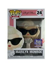 Marilyn Monroe Funko Pop Funko Hollywood Store Exclusive #24 w/protector