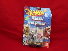 1994 TOY BIZ X-Men Steel Mutants Spy Wolverine VS.Omega Red