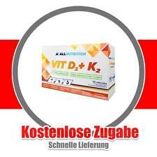 AllNutrition - Vitamin D3 + K2 - 30 Kapseln - Vitamin D, Mineralstoffe B0