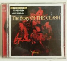 The Clash The Story Of The Clash Volume 1 2-CD Europa 1999