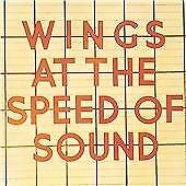 Paul McCartney Collection- Wings at the Speed of Sound (1993) CD Digitally Re