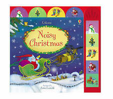 Noisy Christmas: Sound Book, Acceptable, Taplin, Sam, Book