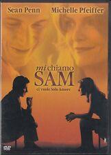 Mi chiamo Sam (2001) DVD - EX NOLEGGIO