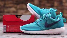 Size? Nike Roshe Run Cement Tropical Teal 12 Deep Royal Blue White 511881-341