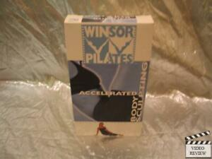 Winsor Pilates Accelerated Body Sculpting VHS