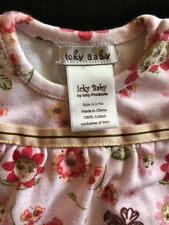 Icky Baby Dress 0-3 Months