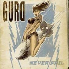 Gurd - Never Fail + BONUSTRACK CD NEU OVP