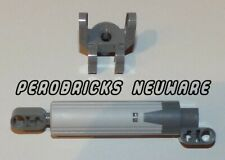 Lego Technic Technik 1 Schraubzylinder Linear Actuator mit Halt. #61927c01 (NEU)
