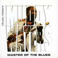 Muddy Waters : Master of the Blues CD (2003) Incredible Value and Free Shipping!