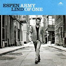 CD Espen Lind, Army of One, 2008, NUOVO