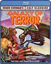 GALAXY OF TERROR New Sealed Blu-ray Roger Corman's Cult Classics