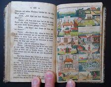 RARE German Children's ABC Book Illustrated ca 1820 Lieblichste Geschenk Muller
