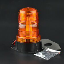 30 LED Car Bus Roof Warning Strobe Hazard Beacon Emergency Flash Light Amber 15W
