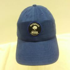 SKYBROOK  CHARLOTTE, NC - NEW GOLF HAT - BLUE MADE IN USA