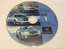 02 03 2004 2005 Mercedes G500 G 500 G55 AMG Navigation CD CA NV © 2011 UPDATE