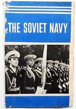 THE SOVIET NAVY BROCHURE OPUSCOLO