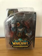 New listing Dc Unlimited World of Warcraft Garm Whitefang Worgen Spy Series 7 Action Figure