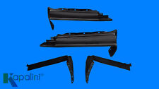 1981-87 Buick Grand National Regal T-Type 4pc Flexi-Glass Bumper Filler Set