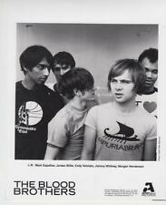 The Blood Brothers- Music Publicity Photo