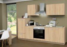 Küchenzeile Classic Sonoma eiche Nb. KF 270cm Incl.e-geräte
