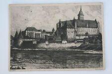 Marienburg - Rs. Eduscho-Werbung