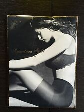 Victoria's Secret Signature Gold Sheer Vitality Shaper Black Sz C