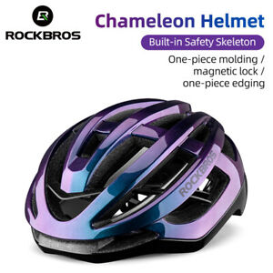 ROCKBROS Ultralight Bicycle Helmet Cycling Breathable Ventilation Sports Helmet