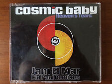 cosmic baby ,heaven tears, jam el mar, kid paul remixes, CD, 1993