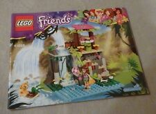 Lego FRIENDS Instruction Manual Only #41033 Jungle Falls Rescue