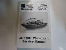 2008 2009 Kawasaki Ultra 250X 260X 260LX Jet Ski Watercraft Service Manual NEW