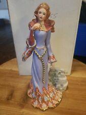 Lenox princess Maleen legendary princess 2008 limited edition porcelain figurine