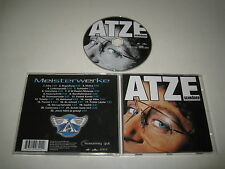 ATZE SCHRÖDER/MEISTERWERKE(BMG/74321 89640 2)CD ALBUM
