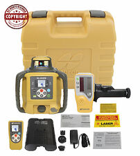 Topcon RL-SV2S RB Dual Slope Self-Leveling Rotary Grade Laser Level,Rechargeable