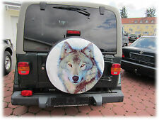 WOLF-2 4x4 SPARE WHEEL TYRE COVER 25´´ Inches