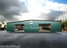 DuroBEAM Steel 95x100x18 Metal Building Shop Prefab Industrial Structures DiRECT