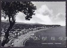 SAVONA ALBISSOLA 52 ALBISOLA Cartolina viaggiata 1952