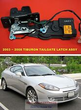 For 2003 ~ 2008 HYUNDAI TIBURON COUPE TAILGATE HATCH LATCH ACTUATOR GENUINE PART