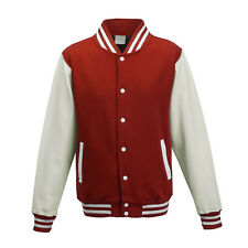 Unisex Varsity Jacket American Style Letterman University College Baseball Teddy