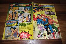 Superman/Batman # 26 du 18.12.1976 -- pour son anniversaire???