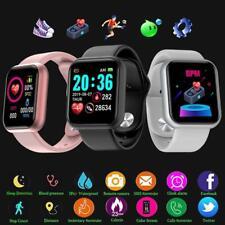 Y68 Smart Watch IOS Android iPhone Apple Samsung LG Smart Bracelet Men Kids