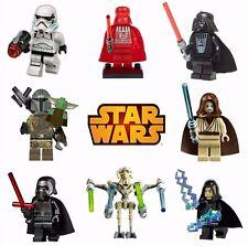 CUSTOM LEGO STAR WARS VADER MINI FIGURES BUNDLE UK MARVEL AVENGERS MINIFIGURES