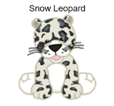 Webkinz Classic Snow Leopard *Code Only* (~retired~)