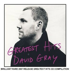 David Gray - The Very Best Essential Greatest Hits Collection CD - 90's 00's