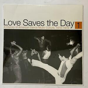 LOVE SAVES THE DAY: A HISTORY OF AMERICAN... PART 1 – V/A  2x VINYL LP (SEALED)