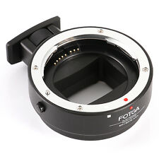 Electronic Full Frame Auto Focus Canon EOS EF EF-S to Sony E NEX A7 Adapter