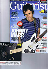 JOHNNY MARR / PORCUPINE TREE Guitarist magazine + CD No. 320 September 2009